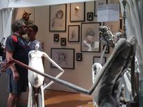 Art Essenz, 2018, Sony Center,  Berlin, Thomas, Andree, Magdeburg, Künstler, Bildhauer, Maler, Deutschland, Stresemann Str,